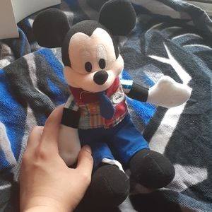 Cast Member Mickey Plush